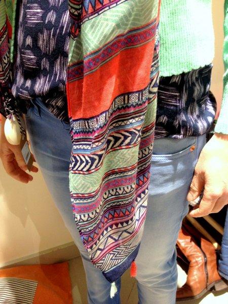 Kleur en Prints Combineren Personal Shopping Kledingadvies