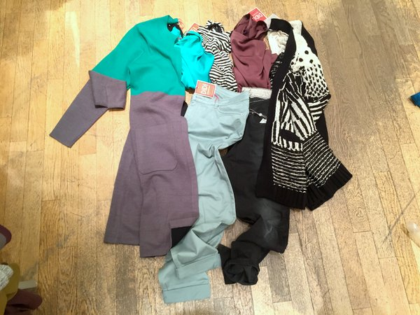 Maximaal combineren minimale garderobe duurzaam did