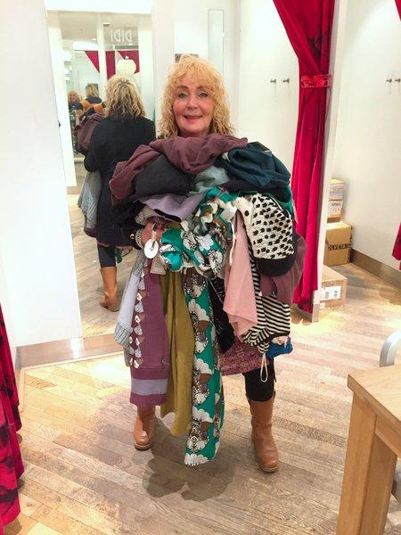 Wilma Didi Personal Shoppen Shopper Garderobe Winter Stijladvies Kledingadvies