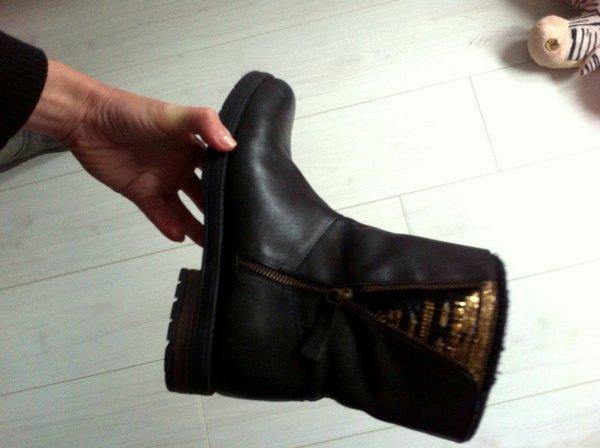 black boot-001