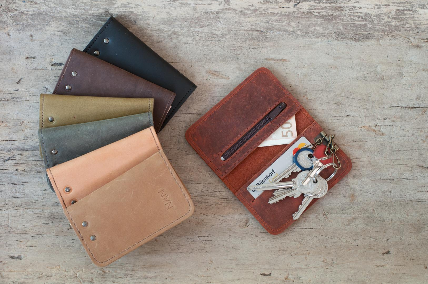 nan goods vintage wallet
