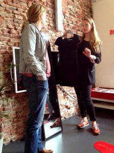 Speedstyling tijds workshop- Advies over LBD - Zwart Jurkje