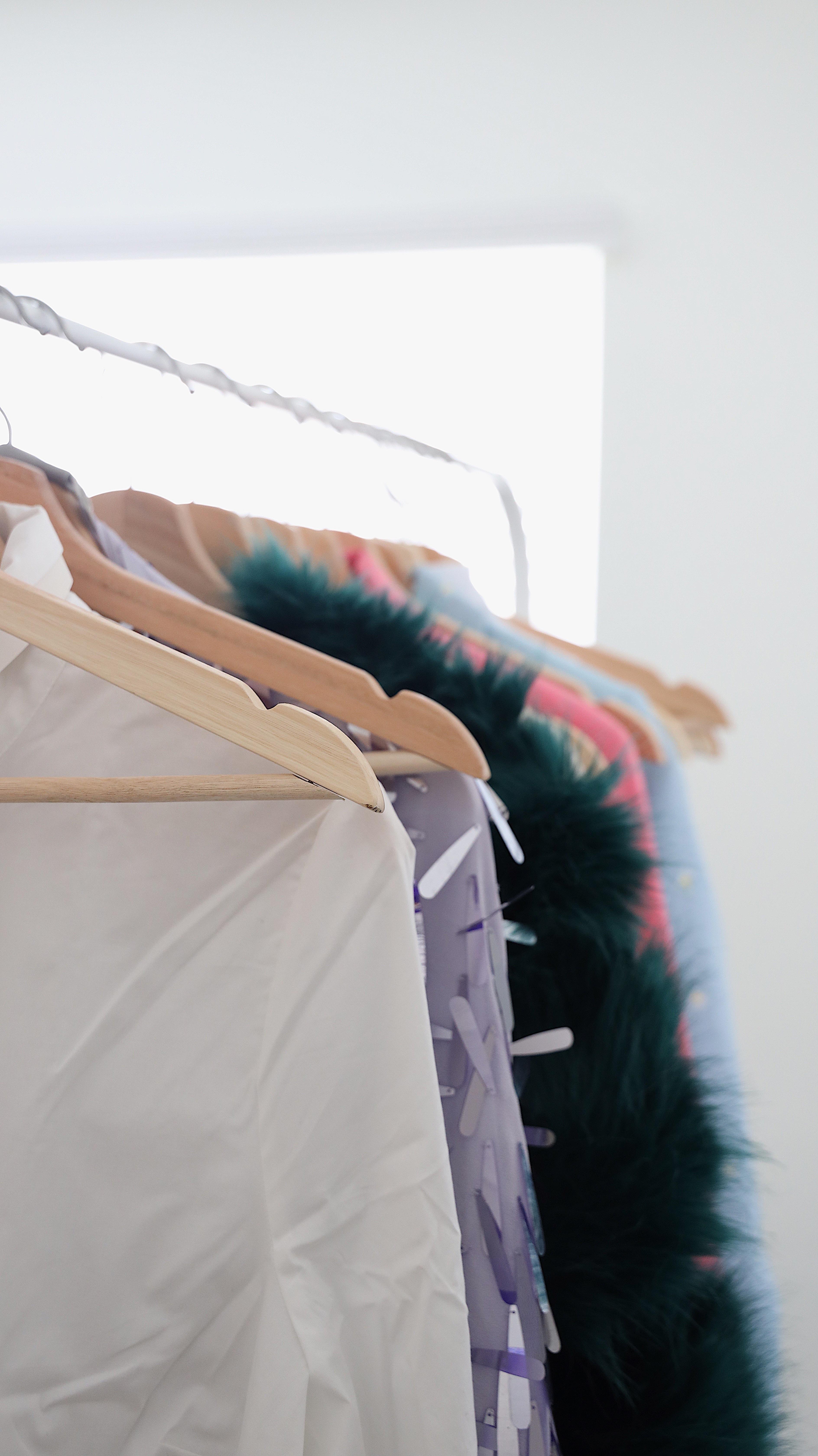 Een kledingkast om van te dromen in zes stappen!