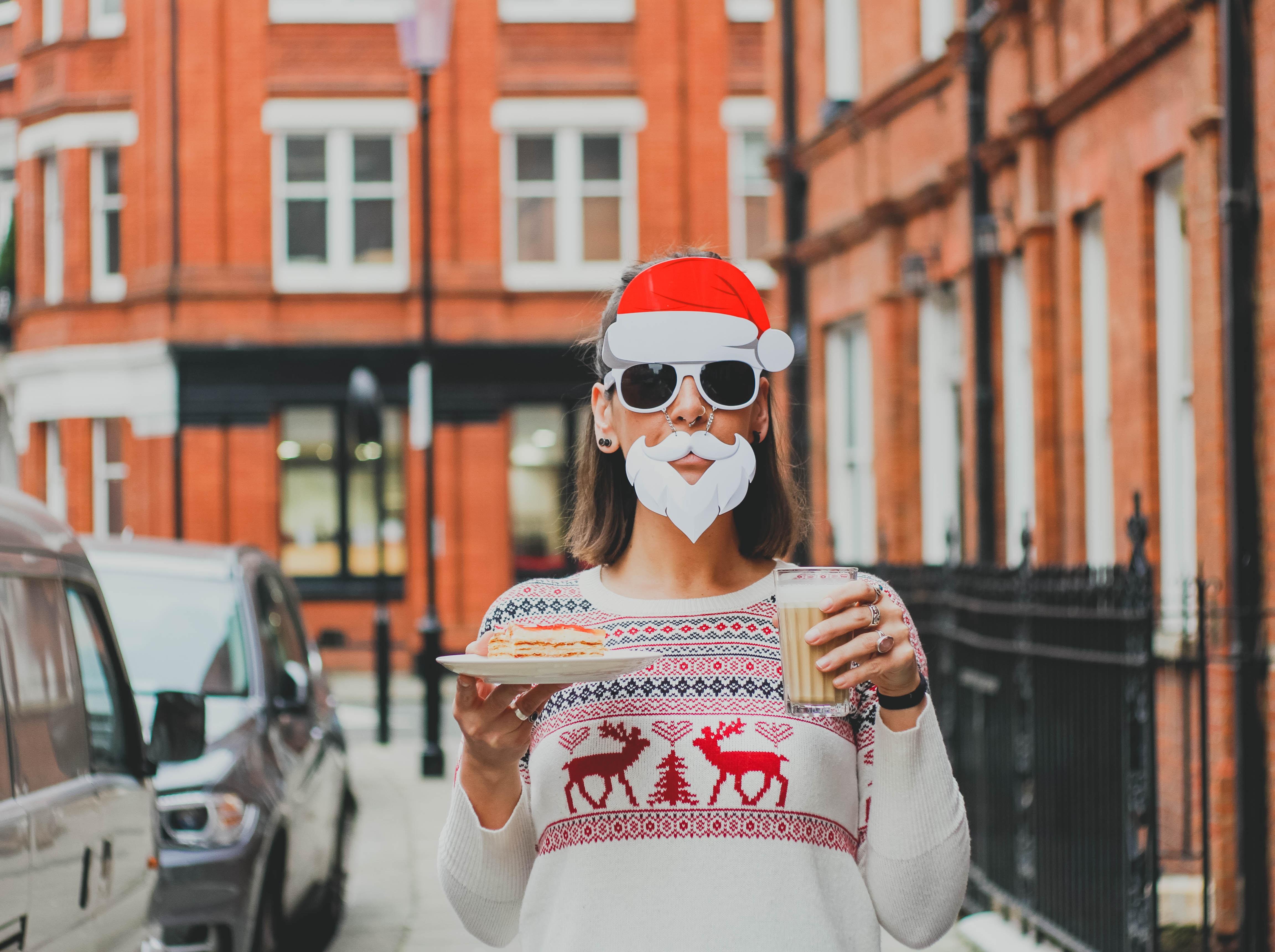 Kerst-Outfit Tips! - Interview door Radio FunX