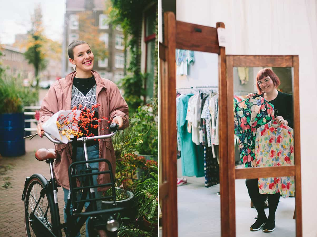 Een duurzame garderobe - met De Groene Meisjes