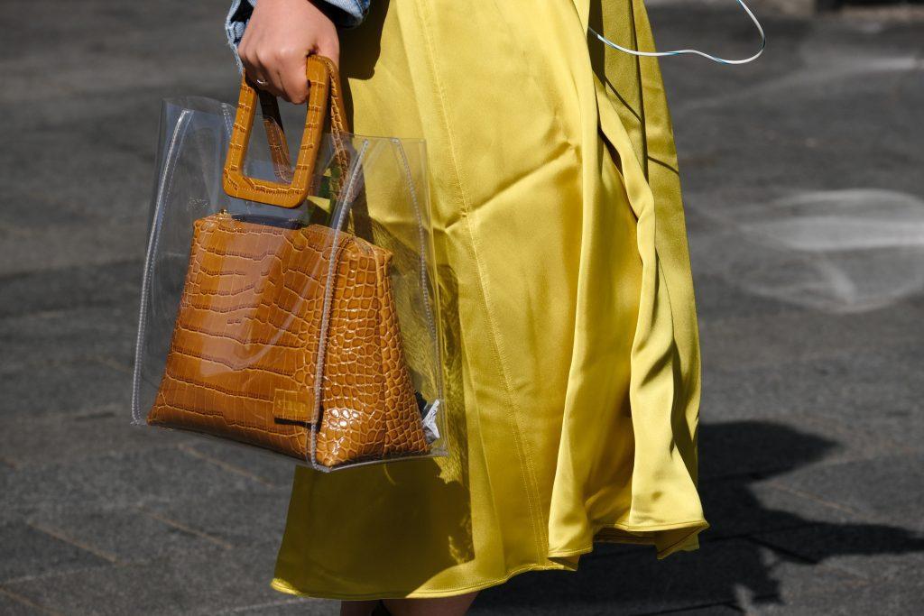 gele rok